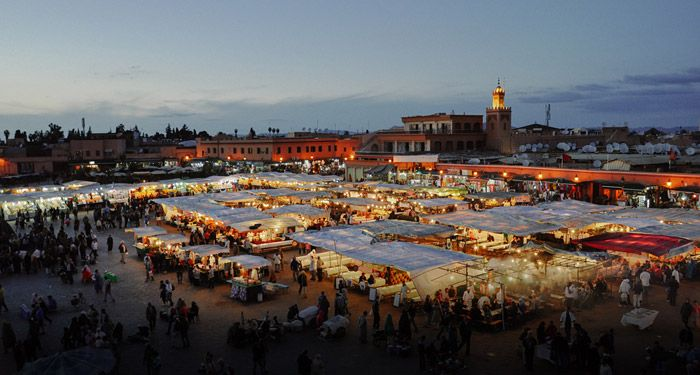 Marrakech : La destination de luxe...